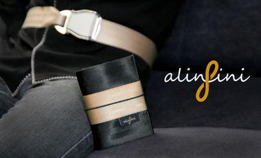 Project visual ALINFINI et au-delà ! Recyclage Haute-couture