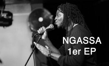 Visueel van project NGASSA : Réalisation du 1er EP !
