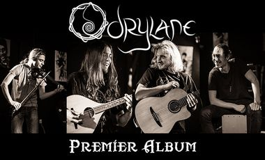 Visueel van project ODRYLANE - Premier Album