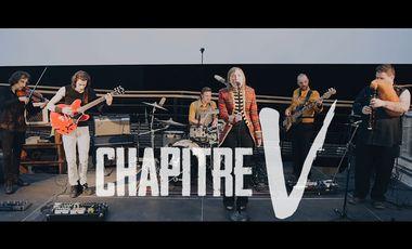 Visueel van project Chapitre V - Nouvel EP