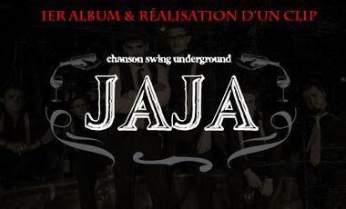 Visueel van project 1er Album Studio de Jaja & son clip & une résidence artistique!!