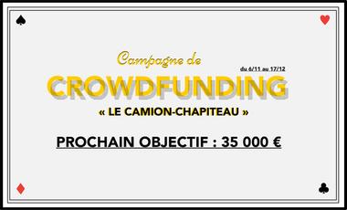 Visuel du projet Le Camion-Chapiteau