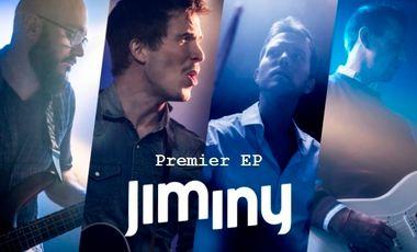 Visueel van project JIMINY   |   Premier EP
