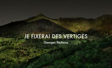 Project visual JE FIXERAI DES VERTIGES