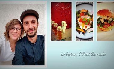 Project visual Le Bistrot ô Petit Gavroche