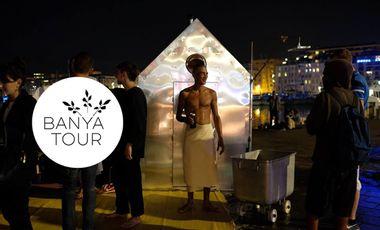 Visueel van project BANYA TOUR