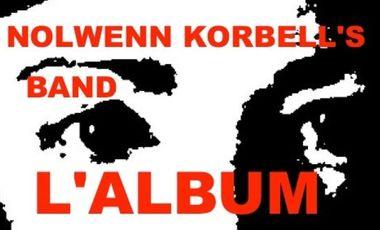 Project visual Album du Nolwenn Korbell's band