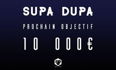 Visueel van project Supa Dupa prépare le Hip-Hop de demain!