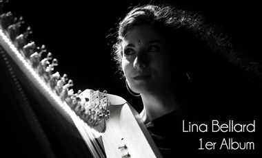 Visueel van project Lina Bellard - 1er Album