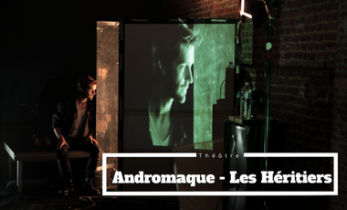 Project visual Andromaque - Les Héritiers