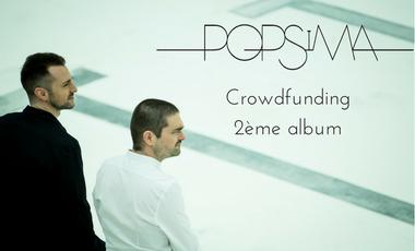 Project visual Popsima - 2ème album / Promo et tournée !