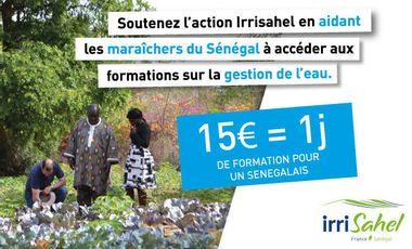 Visueel van project Projet IrriSahel : développer l'irrigation au Sénégal