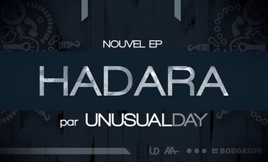"Visueel van project 2nd EP ""HADARA"""