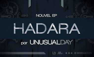 "Visuel du projet 2nd EP ""HADARA"""