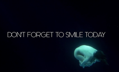 Visueel van project Don't forget to smile today | court métrage