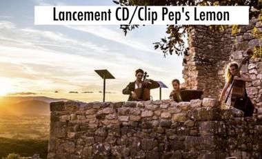 Visuel du projet Lancement CD/Clip Pep's lemon