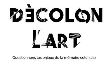 Project visual Décolon l'art