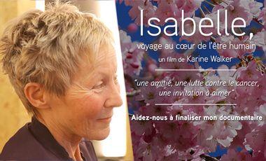 Visueel van project Isabelle, voyage au coeur de l'être humain