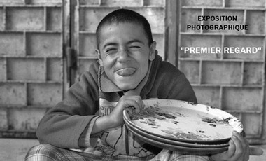 """Visueel van project Exposition photographique """"PREMIER REGARD"""""""
