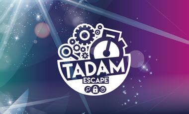 Visueel van project Tadam Escape