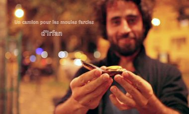 Project visual Moules Farcies d'Irfan