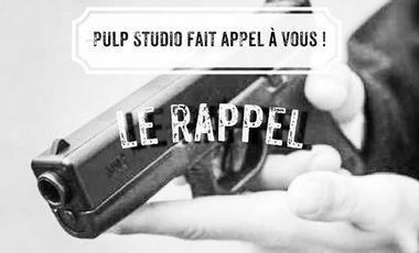 Visueel van project Le Rappel par Pulp Studio