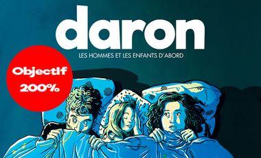 Project visual daron magazine