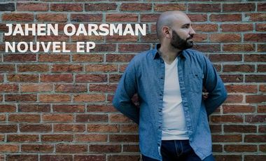 Project visual JAHEN OARSMAN - NOUVEL EP