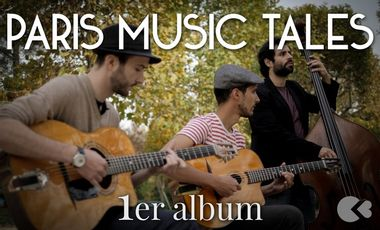 Visueel van project Paris Music Tales : 1er album