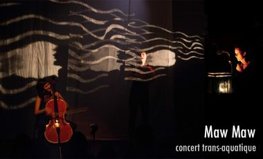 Project visual Concert trans-aquatique