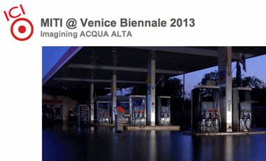 Visuel du projet MITI @ Venice Biennale 2013