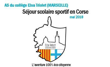 Project visual Séjour sportif en Corse