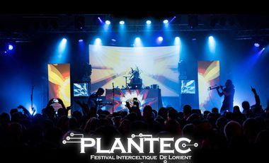 Visueel van project PLANTEC : Nouveau CD/DVD Live au festival Interceltique de Lorient 2017