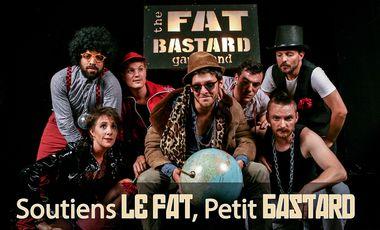 Project visual Le Fat Bastard produit son 3ème Album !