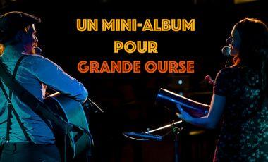 Project visual Premier Mini-Album de Grande Ourse