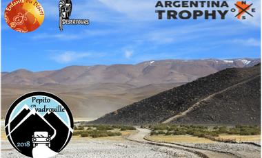 Project visual Pépito en route vers l'Argentina Trophy!!