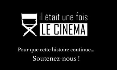 """Visueel van project Aidez """"Il était une fois le cinéma"""" !"""