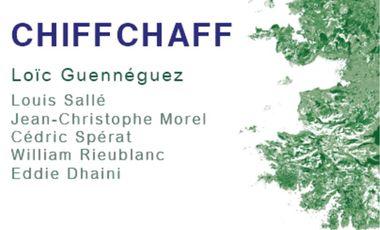 """Visuel du projet Lancement de l'album """"Chiffchaff"""""""