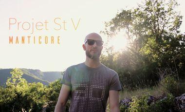 Project visual Manticore: Le premier clip de SaintV !