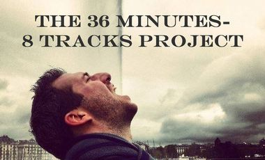 Project visual PLUCHE - The 36 Minutes​-​8 Tracks Project