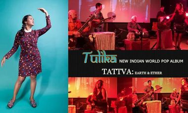 Project visual Tulika presents new Indian pop album Tattva