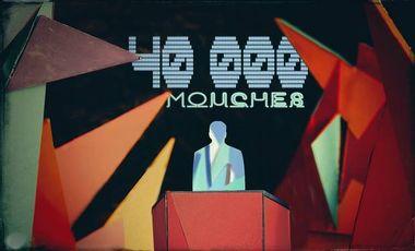 Visueel van project 40 000 Mouches