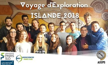 Visueel van project Expédition géologique en Islande