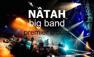 Visueel van project 1er Album Nâtah Big Band