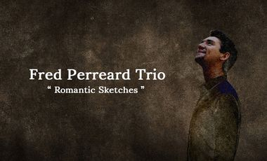 Visueel van project Frédéric Perreard Trio / Romantic Sketches