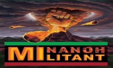 """Visuel du projet SOUTENEZ la création de L'EP 6 TITRES """"MILITANT"""" de  MINANOH !"""