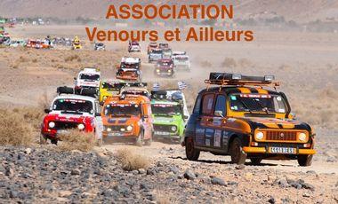 Project visual Participation au 4L Trophy (Lycée agricole Venours)