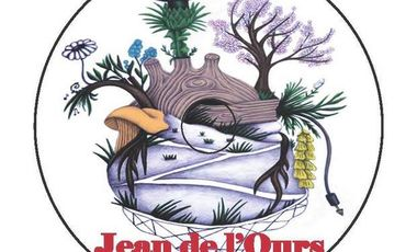 Visueel van project pré-vente du CD de Jean de l'ours