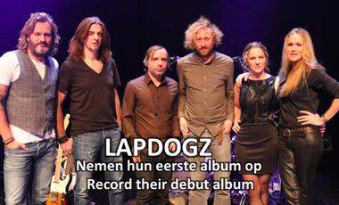 Visueel van project Debuutalbum Lapdogz