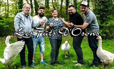 Visuel du projet Les Fûts d'Osons